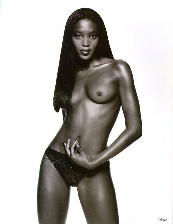 Naomi campbell's sexy gq photo shoot