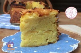 La torta del contadino è un dolce goloso e semplicissimo che non prevede l'uso della farina quindi molto adatto a chi soffre di celiachia.