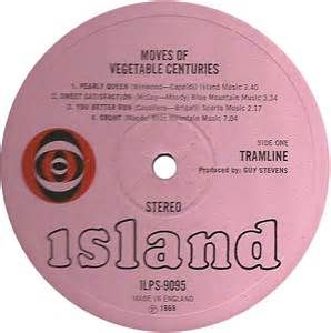 Ist Pink Label design Island Records