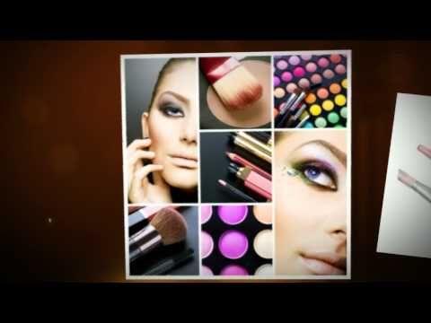 Produtos de beleza e maquilhagem.  Sugestões de vários produtos de make-up