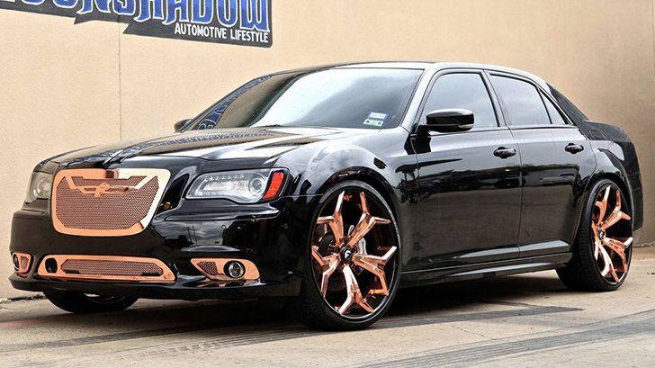Chrysler 300 SRT Goes Bling-Bling with 24-inch Forgiato Wheels [Photo Gallery] http://www.autoevolution.com/news/chrysler-300-srt-goes-bling-bling-with-24-inch-forgiato-wheels-photo-gallery-84292.html