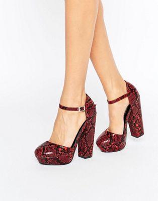 Daisy Street - Chaussures à talons et semelles compensées