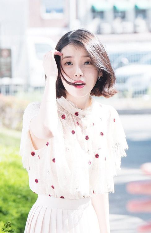IU #Fashion #Kpop