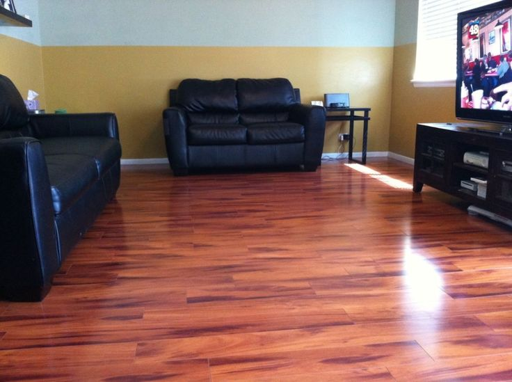 Brazilian koa hardwood flooring | DECORATING | Pinterest