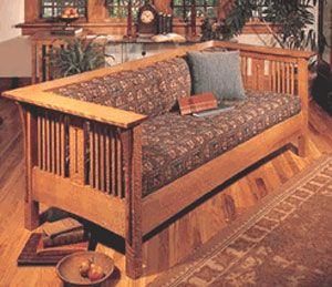 Arts And Crafts Furniture, Often Called Mission, Is As Stylish Today As It  Was