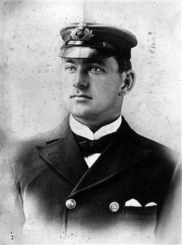 Chief Officer Henry Wilde was off-duty at the time of Titantic's sinking.  His body was never recovered.