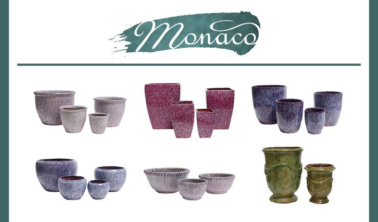 Thought you might like a peak at our brand new collection 'Monaco', which has just landed in stores! Monaco is a range of vintage luxe containers, with each piece individually crafted by hand. The planters come in a collection of rich shades with antique finishes like Violet, Lavender, Lilac and Antique Sage – perfect for dressing up the patio or balcony! https://www.facebook.com/northcotepottery