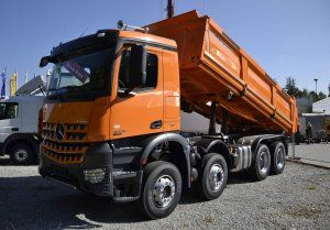 Global Dump Truck Market Trends, Outlook, Share and Research