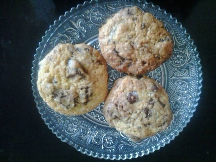 Υπέροχα τραγανά cookies