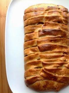 Torta salata di pollo - Chicken pie - @foodbookscrafts