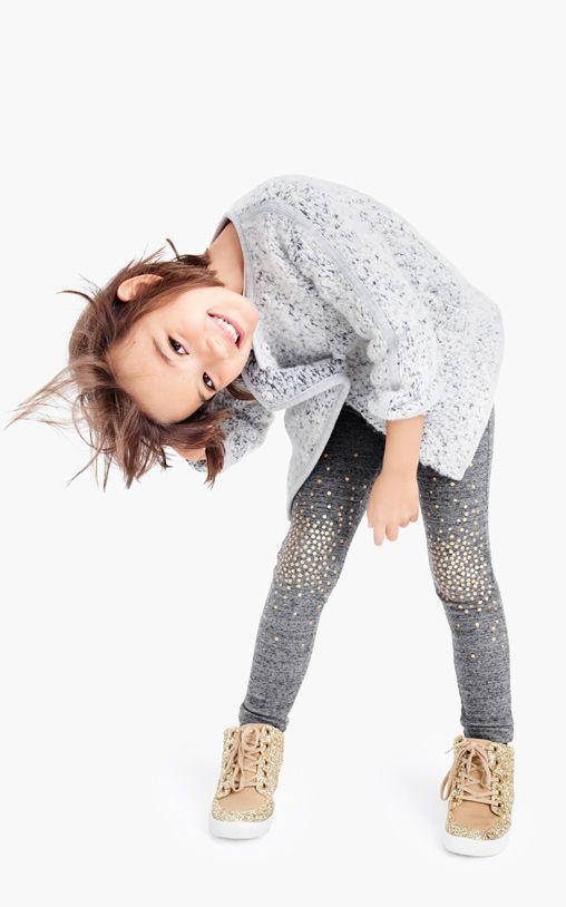 Marshmallowy Mash-ups : Girls' Outfits | J.Crew