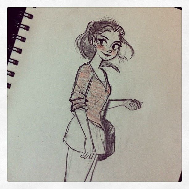 Snarkies oh god I love her style this is the style of drawing I want my style to be similar to