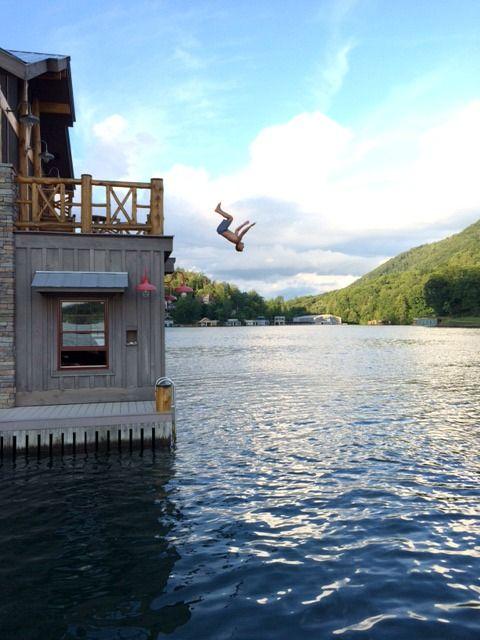 Lake Burton Georgia We 39 Ve Been Having Fun All Summer