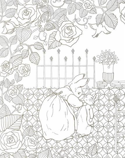 3104 best Coloring images on Pinterest Coloring books, Coloring - copy coloring book pages of rabbits