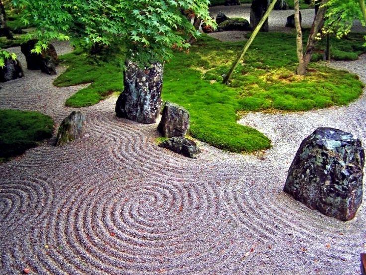 20 best Zen gardens images on Pinterest Zen gardens, Japanese
