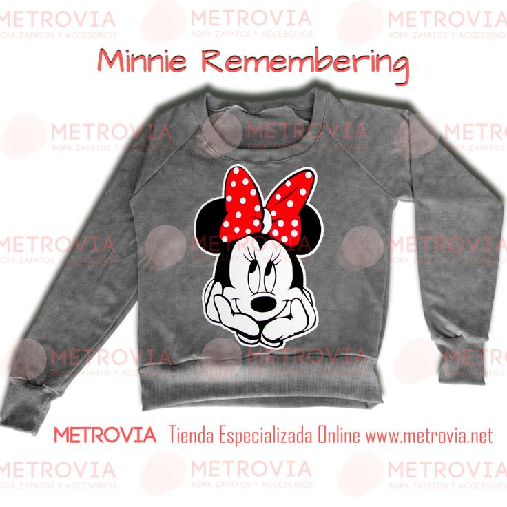 Minnie Mouse Remembering