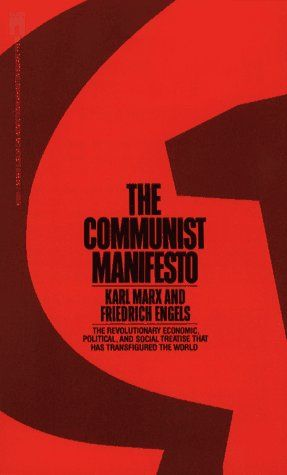 MARX, Karl; ENGELS, Friedrich. The Communist manifesto. Introduction by Francis B. Randall. 49 ed.  New York [etc.]: Pocket Books, 1998. 143 p. ISBN 0671678817.