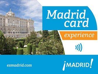 Madrid Card Experience