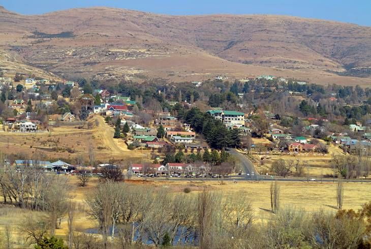Clarens, Northern & Eastern Free State