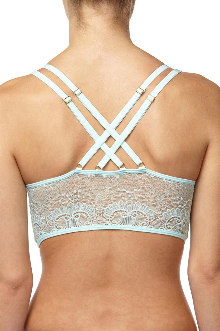 Trinity Lace Pull Over