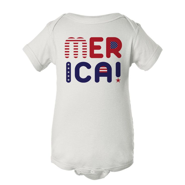 4th of July Gifts | Fourth of July Shirts | Psychobaby