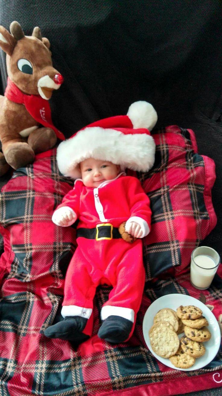 Christmas Eve photoshoot
