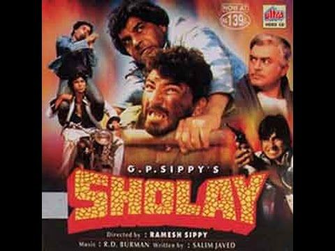 Sholay Full Movie HD with English subtitles