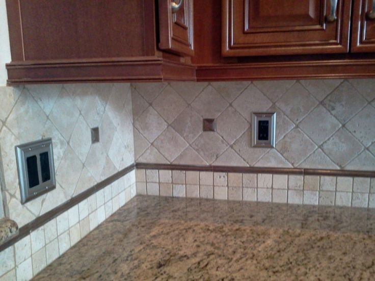 Kitchen backsplash ideas for the home pinterest for Backsplash ideas for kitchen pinterest