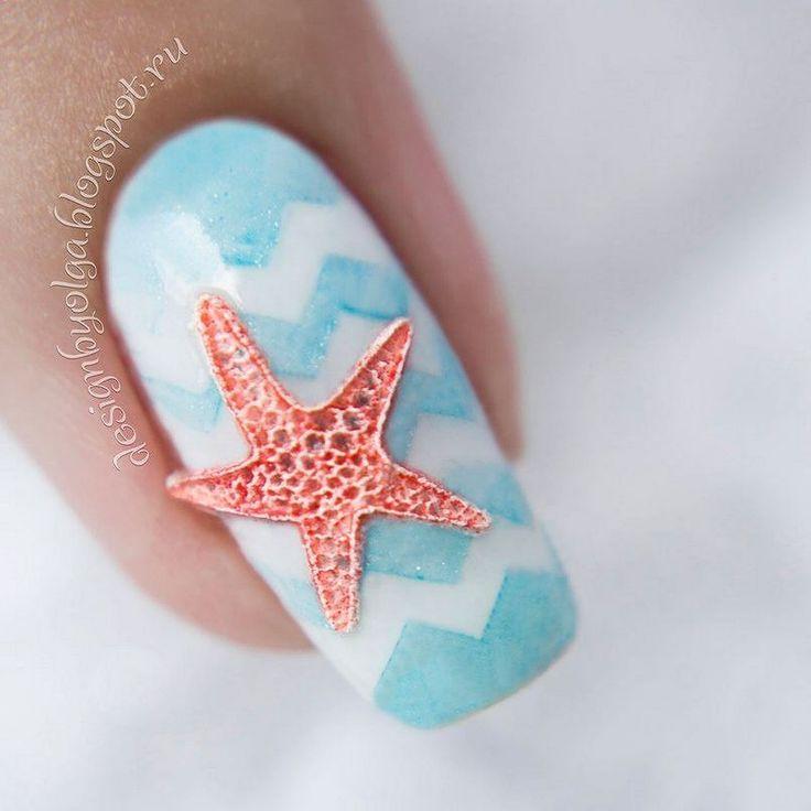 #маникюр #nailart #гельлак #слайдер #чернаяпантера #bpw #красивыйманикюр #ногти #nail #nails #красивыеногти #лето #море #трафареты #морскаязвезды #3D  Маникюр с морской звездой  МК по использованию трафаретов и 3D дизайнаhttp://ift.tt/29DryW8