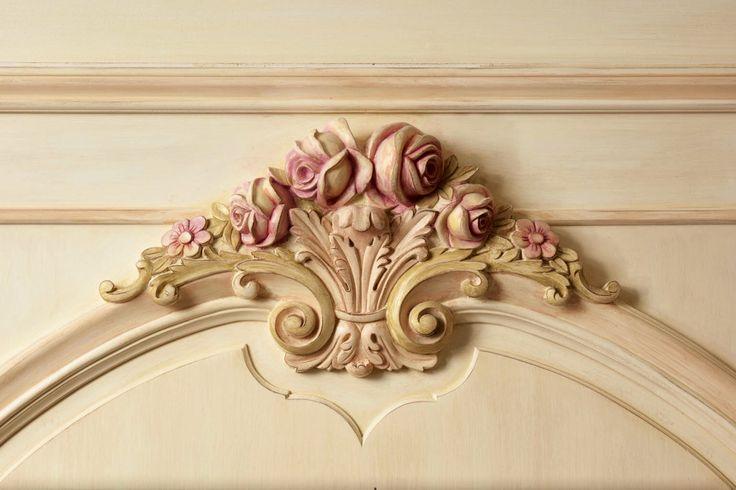 Custom, hand carved Boiserie. Auffrance.com