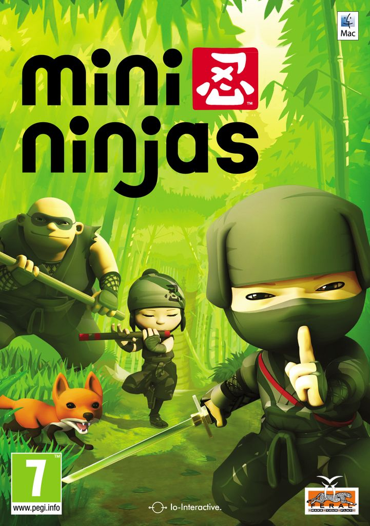 Mac Digital Download - Mini Ninjas. Available to buy, download and play now!