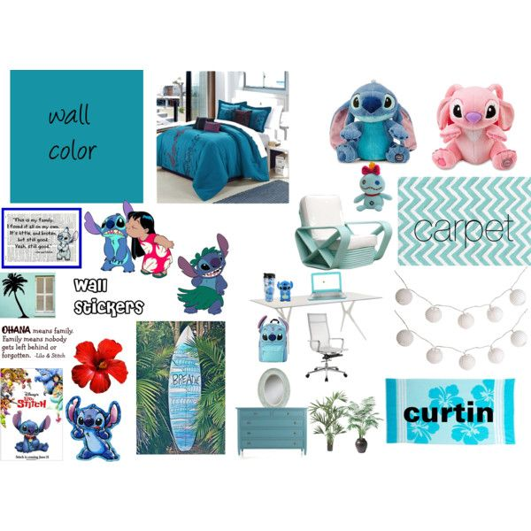 lilo and stitch room decor - Google Search