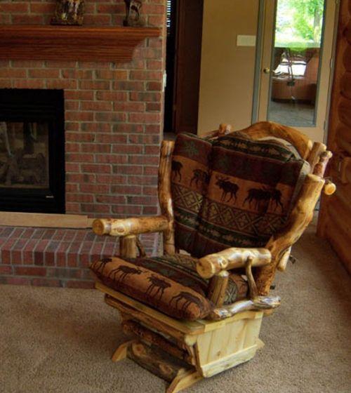 Great Log Furniture Collection | Woodland Creek Furniture