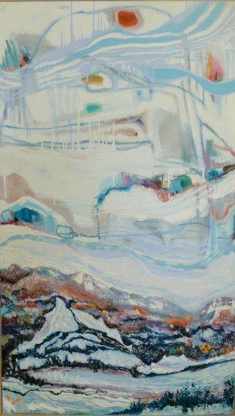 It's Snowing Somewhere | lisa morgan art