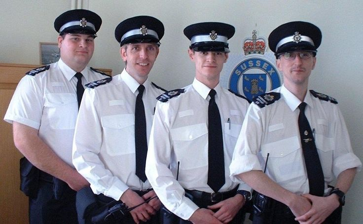 ...Eastbourne Police Community Support Officers (PCSOs). March 3 will be the 10 year anniversary of when PCSOs were first introduced to Sussex.