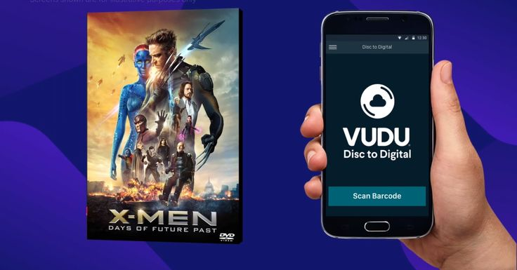 Stream DVDs & Blu-Rays: Walmart's Vudu adds mobile capabilities to its Disc-to-Digital service