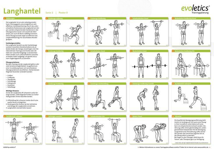 Arbeitsblatt Vorschule kognitives training übungen zum ausdrucken : Langhantel : Exercises using weights : Pinterest