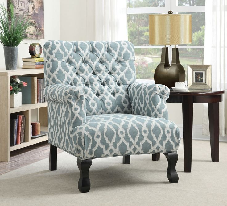 Missoni Style Print Accent Chair: Best 25+ Blue Accent Chairs Ideas On Pinterest