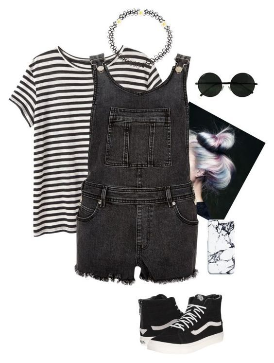 10 Adorable Outfits with Dungarees – Cute Outfits for Girls
