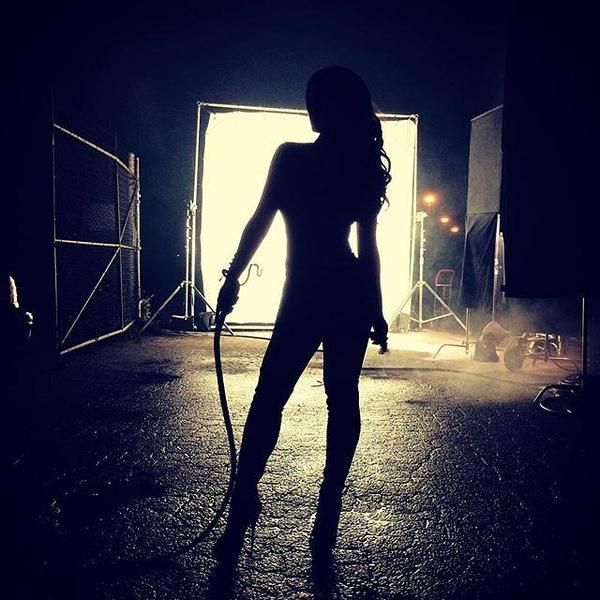 Shadowhunters TV Show. Emeraude Toubia as Isabelle Lightwood