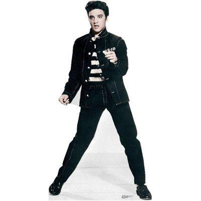 Elvis Jailhouse Rock Cardboard Stand-Up
