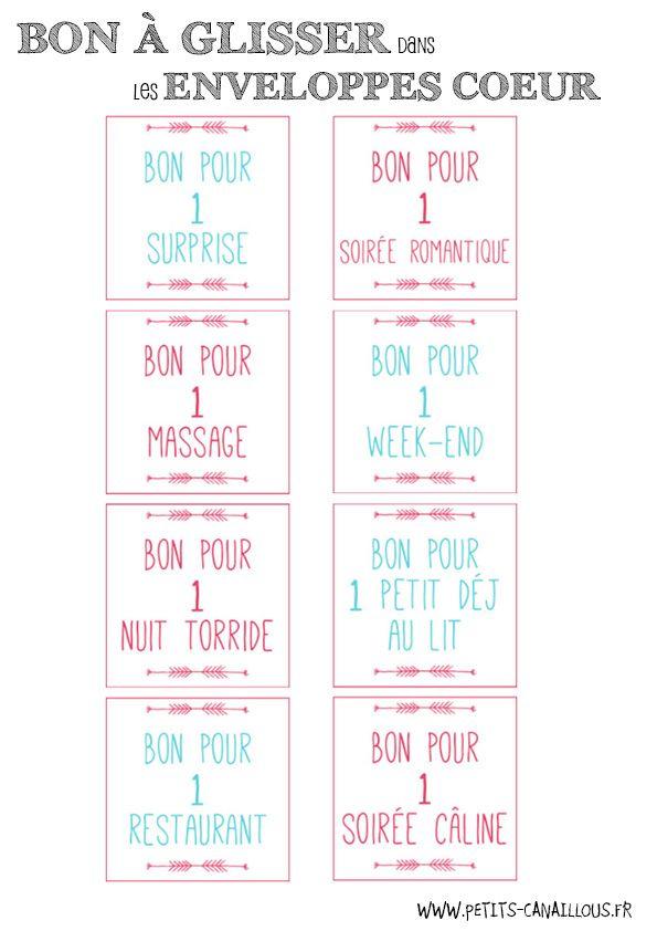 Petits canaillous | Des enveloppes cœur pour la saint valentin | http://www.petits-canaillous.fr