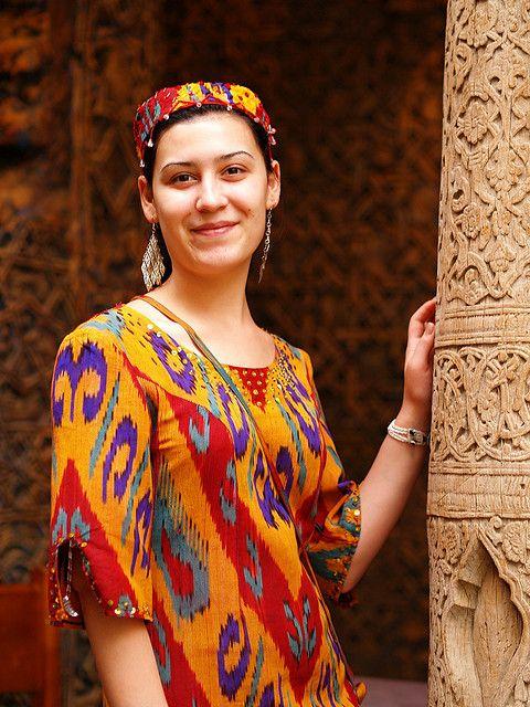 Young Woman | Uzbekistan