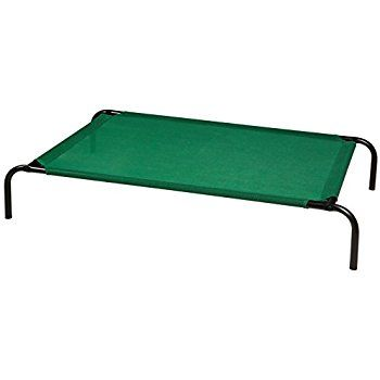 Amazon.com : AmazonBasics Elevated Cooling Pet Bed - Large : Pet Supplies http://petplaybale.com/cats-beds-furniture-buyers-guide.html