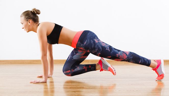 This 100-Rep Workout Will Lift Your Booty in No Time