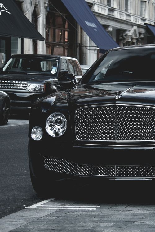 Gideon's Bentley SUV. I found myself getting turned on from watching Gideon drive. He handled the luxury vehicle the way he handled everything—confidently, aggressively, and with skillful control.