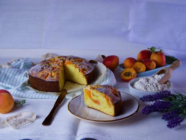 Innamorarsi in cucina: Torta alle albicocche e timo