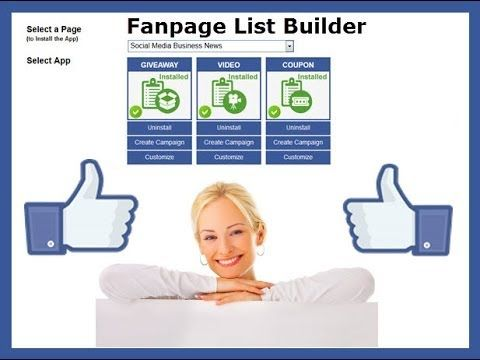 Fanpage List Builder Review By An Expert Fanpage List Builder