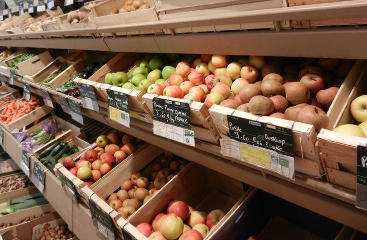 Fruits et légumes Biocoop 11e