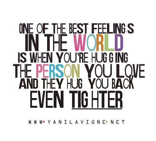 this is true - i love that: Hug Me, Bears Hug, True Love, So True, True 3, Feeling Quotes, Fun Quotes, Living, True Stories